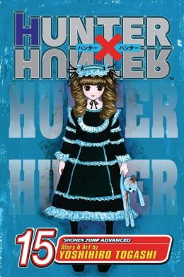 Hunter x Hunter, Volume 15