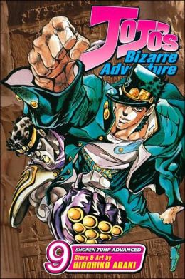 JoJo's Bizarre Adventure, Volume 9