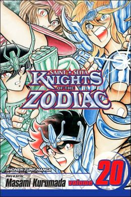 Knights of the Zodiac (Saint Seiya), Volume 20