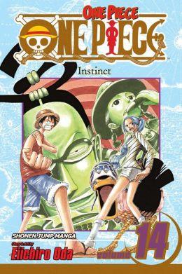 One Piece, Volume 14: Instinct