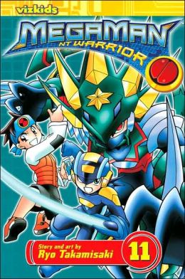 MegaMan NT Warrior, Volume 11
