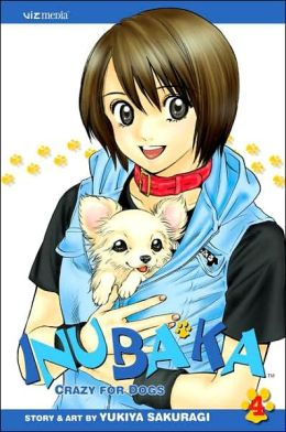 Inubaka: Crazy for Dogs, Volume 4