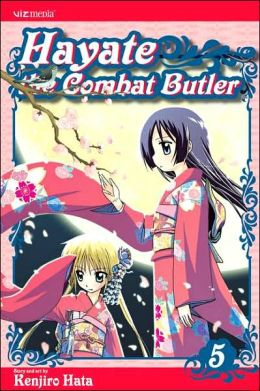 Hayate the Combat Butler, Volume 5