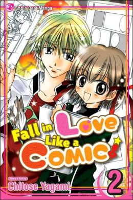 Fall In Love Like a Comic, Volume 2