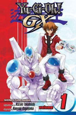 Yu-Gi-Oh! GX, Volume 1