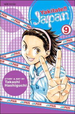 Yakitate!! Japan, Volume 9