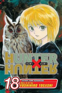 Hunter x Hunter, Volume 18
