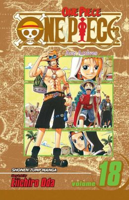 One Piece, Volume 18: Ace Arrives
