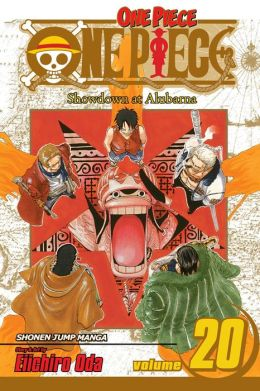 One Piece, Volume 20: Showdown at Alubarna