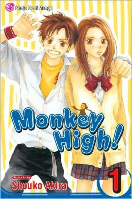 Monkey High!, Volume 1