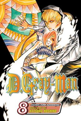 D. Gray-Man, Volume 8