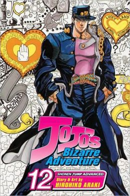 JoJo's Bizarre Adventure, Volume 12