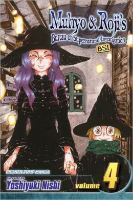 Muhyo & Roji's Bureau of Supernatural Investigation, Volume 4