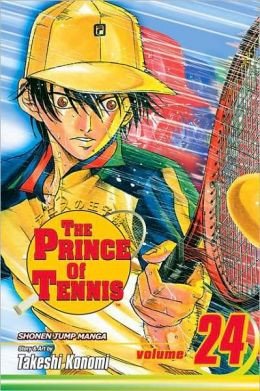 The Prince of Tennis, Volume 24