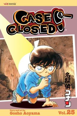 Case Closed, Volume 25