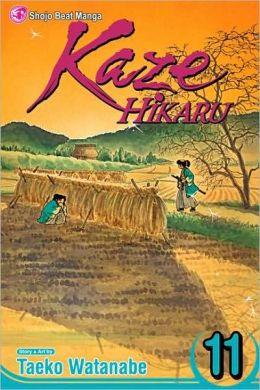 Kaze Hikaru, Volume 11