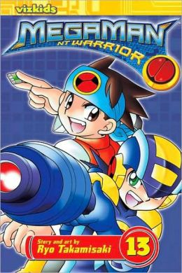 MegaMan NT Warrior, Volume 13