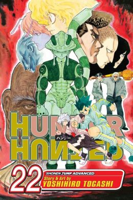 Hunter x Hunter, Volume 22