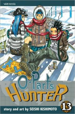 O-Parts Hunter, Volume 13