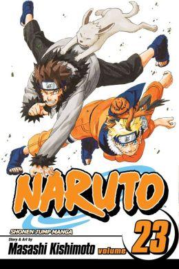 Naruto, Volume 23