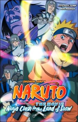 Naruto The Movie Ani-Manga, Volume 1: Ninja Clash in the Land of Snow