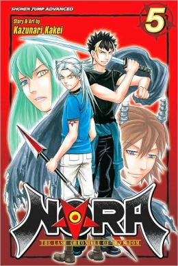NORA: The Last Chronicle of Devildom, Volume 5