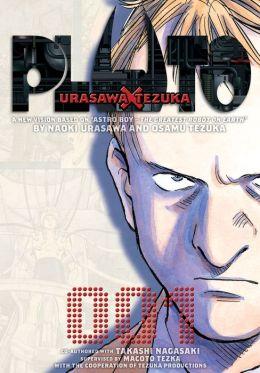 Pluto: Urasawa x Tezuka, Volume 1