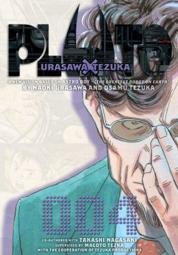 Pluto: Urasawa x Tezuka, Volume 4