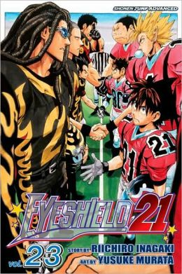 Eyeshield 21, Volume 23
