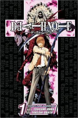 Death Note, Volume 1: Boredom (Library Edition)