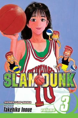 Slam Dunk, Volume 3