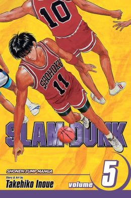 Slam Dunk, Volume 5