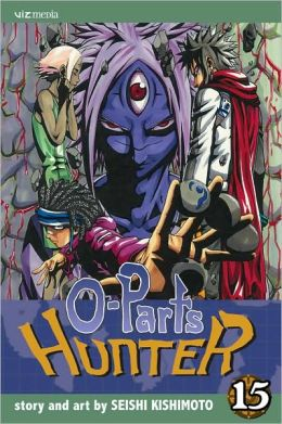O-Parts Hunter, Volume 15
