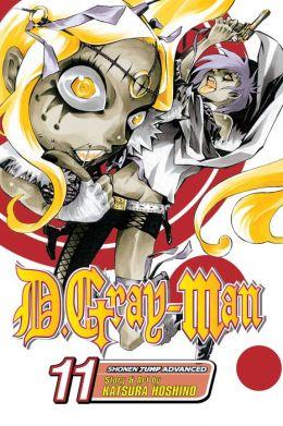D. Gray-Man, Volume 11