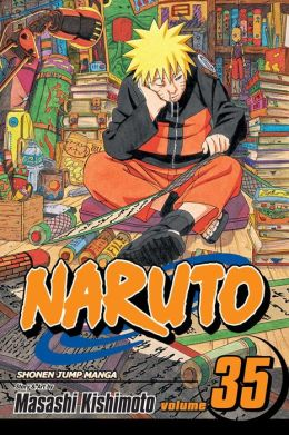 Naruto, Volume 35
