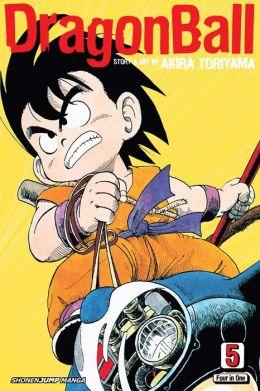 Dragon Ball, Volume 5 (VIZBIG Edition): The Fearsome Power of Piccolo