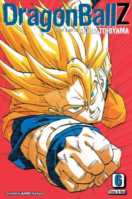 Dragon Ball Z, Volume 6 (VIZBIG Edition)