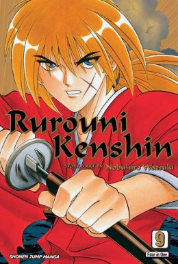 Rurouni Kenshin, Volume 9 VIZBIG Edition (Books 25-27)