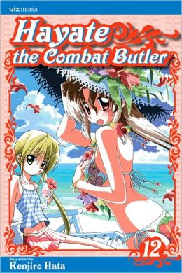 Hayate the Combat Butler, Volume 12