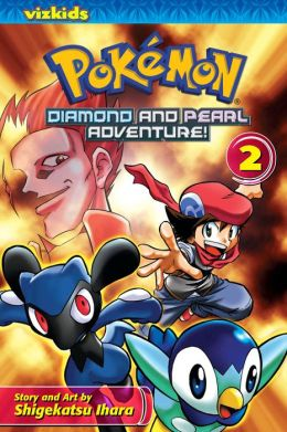 Pokemon Diamond and Pearl Adventure!, Volume 2