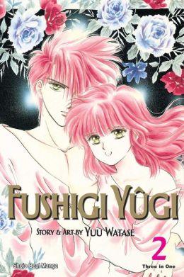 Fushigi Yugi, Volume 2 (VIZBIG Edition)