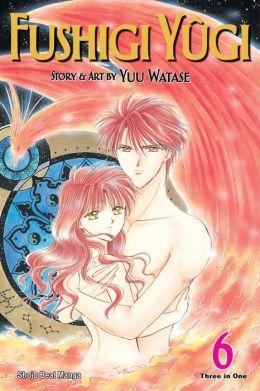 Fushigi Yugi, Volume 6 (VIZBIG Edition)