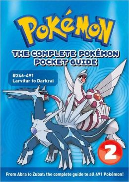 Complete Pokemon Pocket Guide: Volume 2