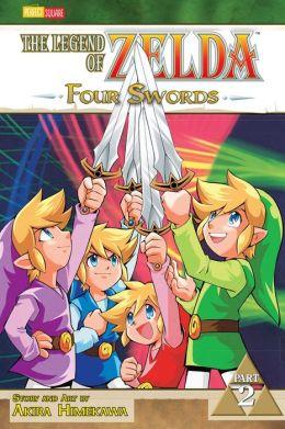 Four Swords, Part 2 (The Legend of Zelda Series #7)