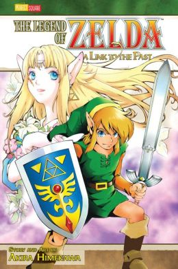 The Legend of Zelda, Volume 9: A Link to the Past