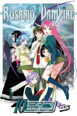 Rosario+Vampire, Volume 10
