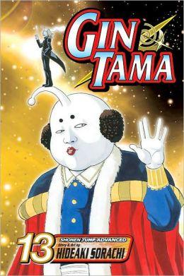 Gin Tama, Volume 13