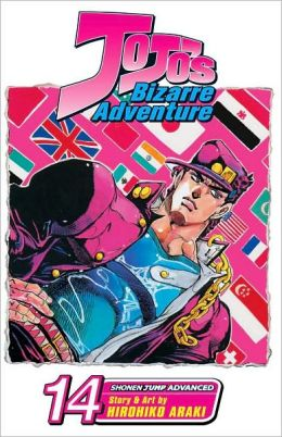 JoJo's Bizarre Adventure, Volume 14