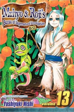 Muhyo & Roji's Bureau of Supernatural Investigation, Volume 13