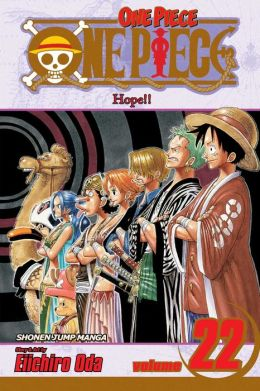 One Piece, Volume 22: Hope!!